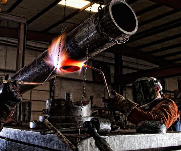 Pipeline Equipment: Divisions
